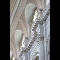 Dresden, Kathedrale Ss. Trinitatis (ehem. Hofkirche), Decken-Detail