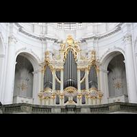 Dresden, Kathedrale Ss. Trinitatis (ehem. Hofkirche), Orgel