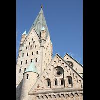 Paderborn, Dom St. Maria, St. Liborius und St. Kilian, Turm