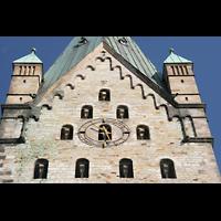 Paderborn, Dom St. Maria, St. Liborius und St. Kilian, Turmuhr
