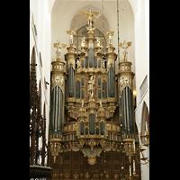 Stralsund, St. Marien, Orgel