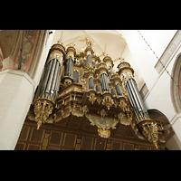 Stralsund, St. Marien, Stellwagen-Orgel