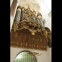 Stralsund, St. Marien, Orgelempore