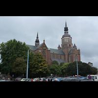 Stralsund, St. Marien, Außenansicht