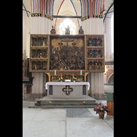 Stralsund, St. Nikolai, Hochaltar