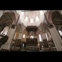 Stralsund, St. Nikolai, Chorraum