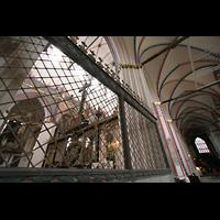 Stralsund, St. Nikolai, Seitenschiff