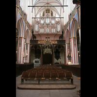 Stralsund, St. Nikolai, Buchholz-Orgel