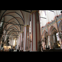 Stralsund, St. Nikolai, Innenraum