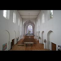 Bremen, Kulturkirche St. Stephani, Blick von der Orgelempore