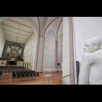 Bremen, Kulturkirche St. Stephani, Skulpturen und Orgel