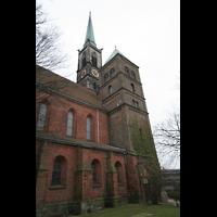 Bremen, Kulturkirche St. Stephani, Außenansicht