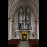 Twistringen, St. Anna, Orgelempore