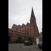 Twistringen, St. Anna, Kirchplatz