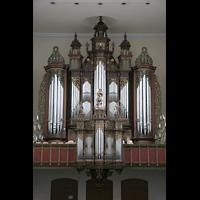Bremen, St. Ansgarii (Chororgel), Orgelprospekt