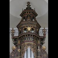 Bremen, St. Ansgarii (Chororgel), Hauptturm des Hauptwerks