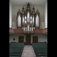 Bremen, St. Ansgarii (Chororgel), Hauptorgel