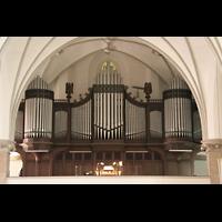 Berlin (Prenzlauer Berg), Ss.Corpus Christi Kirche, Orgel vor der Restaurierung