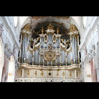 Amorbach, Abteikirche (Fürstliche Kirche), Orgel