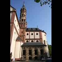Würzburg, Dom St. Kilian, Chor