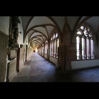 Würzburg, Dom St. Kilian, Kreuzgang