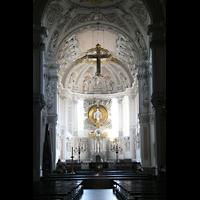 Würzburg, Dom St. Kilian, Chorraum