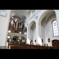 Würzburg, Augustinerkirche, Innenraum