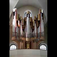 Würzburg, Augustinerkirche, Orgelempore