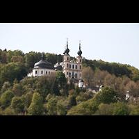 Würzburg, Käppele, Käppele auf dem Berg