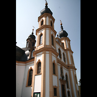 Würzburg, Käppele, Türme