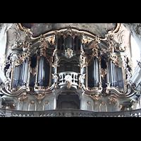 Würzburg, Käppele, Orgel