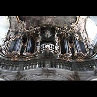 Würzburg, Käppele, Orgelprospekt