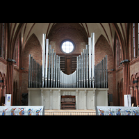 Berlin (Kreuzberg), Heilig-Kreuz-Kirche (Kirche zum Heiligen Kreuz), Orgel