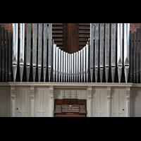 Berlin (Kreuzberg), Heilig-Kreuz-Kirche (Kirche zum Heiligen Kreuz), Orgel-Detail