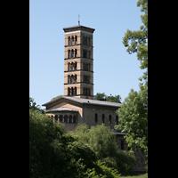 Potsdam, Friedenskirche am Park Sanssouci, Außenansicht