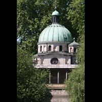 Potsdam, Friedenskirche am Park Sanssouci, Mausoleum