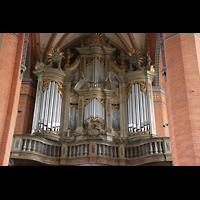 Güstrow, Ev.-Luth. Pfarrkirche St. Marien, Orgel