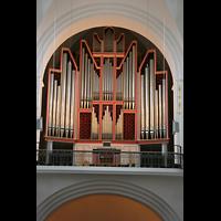 Hamburg, Domkirche St. Marien, Orgelempore