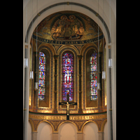 Hamburg, Domkirche St. Marien, Chor