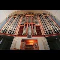 Hamburg, Domkirche St. Marien, Spieltisch und Orgel