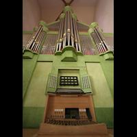Oppenheim, St. Katharinen, Spieltisch und Orgel
