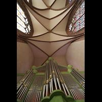 Oppenheim, St. Katharinen, Orgel und Gewölbe