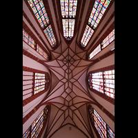 Oppenheim, St. Katharinen, Gewölbe im Westchor