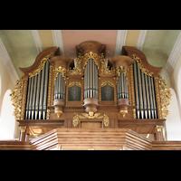 Mühlheim / Eis, Schlosskirche, Orgel