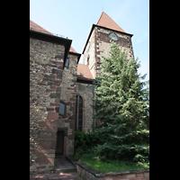 Mühlheim / Eis, Schlosskirche, Turm