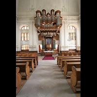 Kirchheimbolanden, St. Paulus, Orgelempore