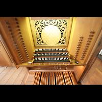 Kirchheimbolanden, St. Paulus, Mechanischer Spieltisch