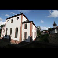 Kirchheimbolanden, St. Paulus, Außenansicht