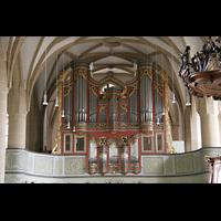 Meisenheim am Glan, Schlosskirche St. Wolfgang, Orgel
