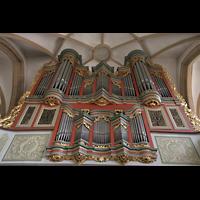 Meisenheim am Glan, Schlosskirche St. Wolfgang, Stumm-Orgel